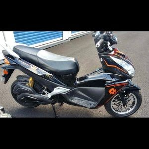 2020 Cool sport electric moped